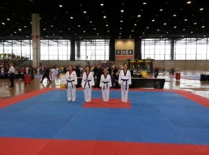 Martial Arts Nationals 2013  -14